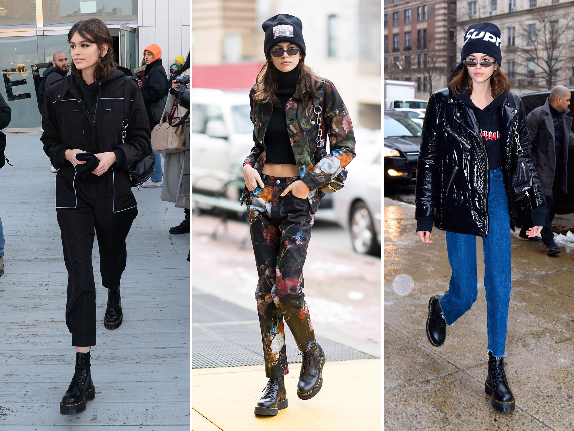 Bella Hadid and Kaia Gerber's Favorite Boots Just Got A Winter-Ready Upgrade