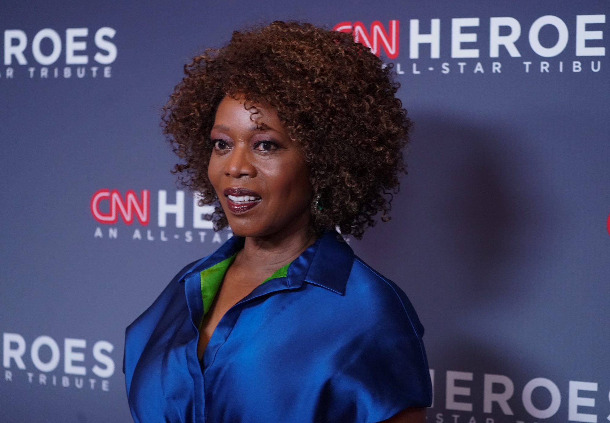 Holiday Outfits - Alfre Woodard