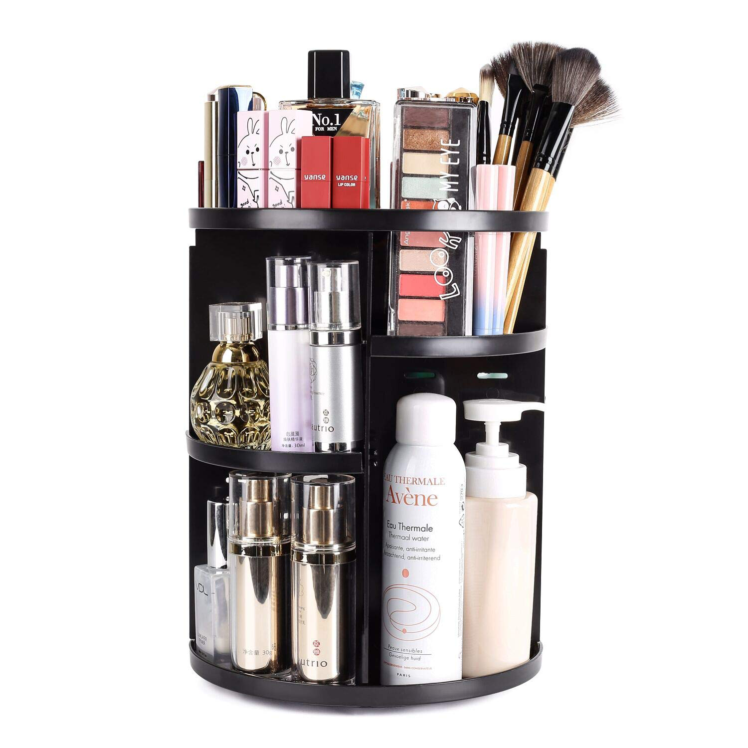 Amazon sanipoe 360 Rotating Makeup Organizer