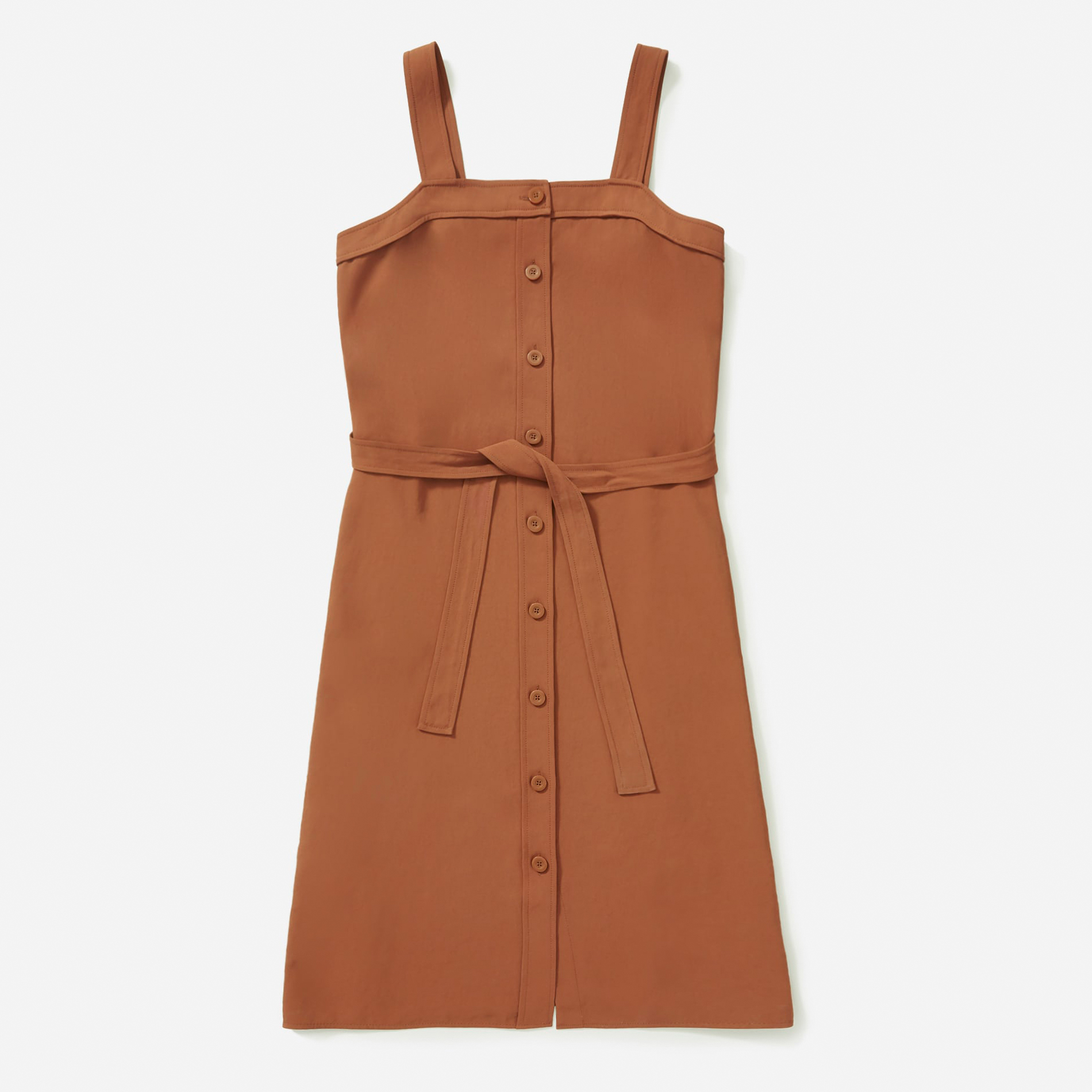 Everlane Japanese GoWeave Picnic Dress