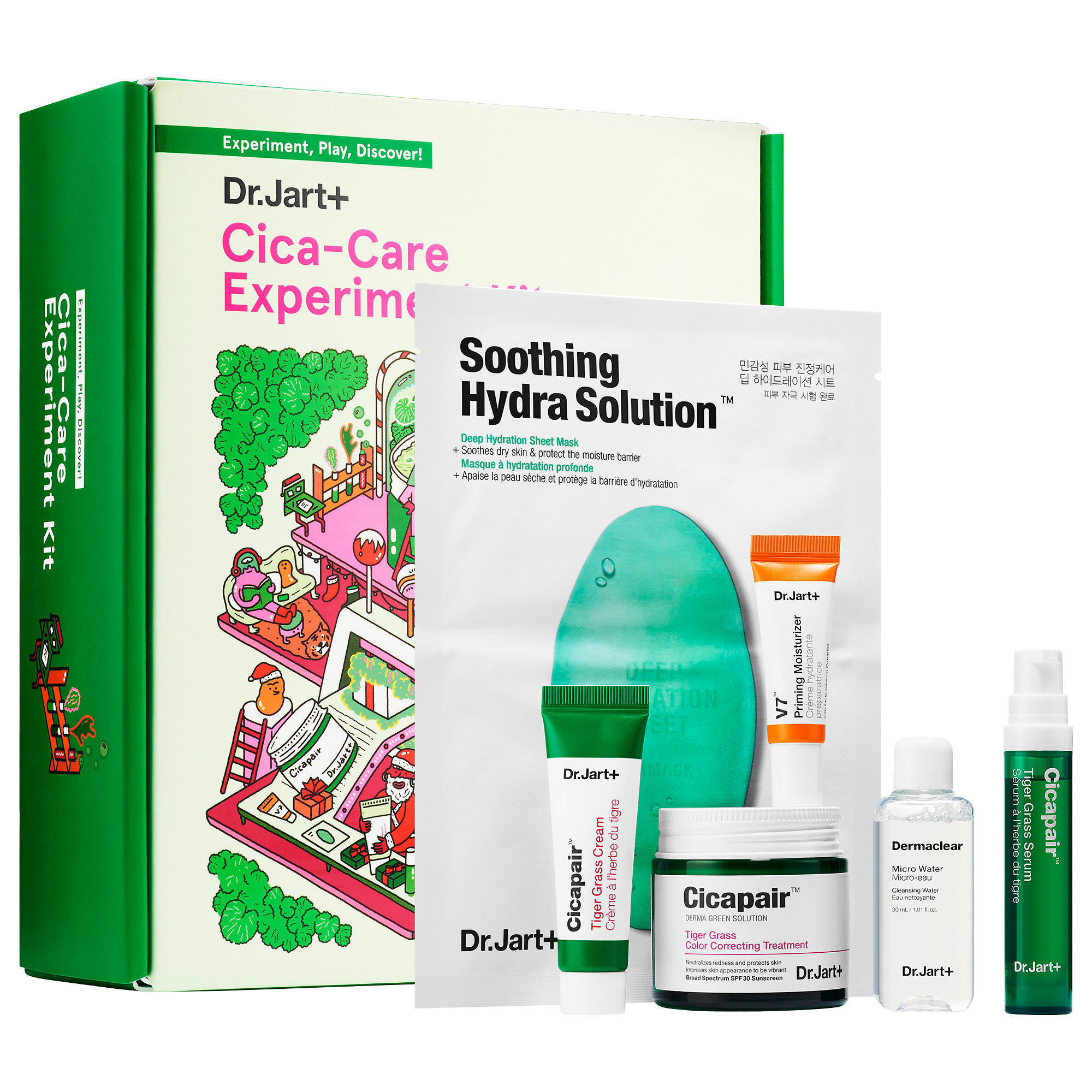 Dr. Jart Cica-Care Experiment Kit