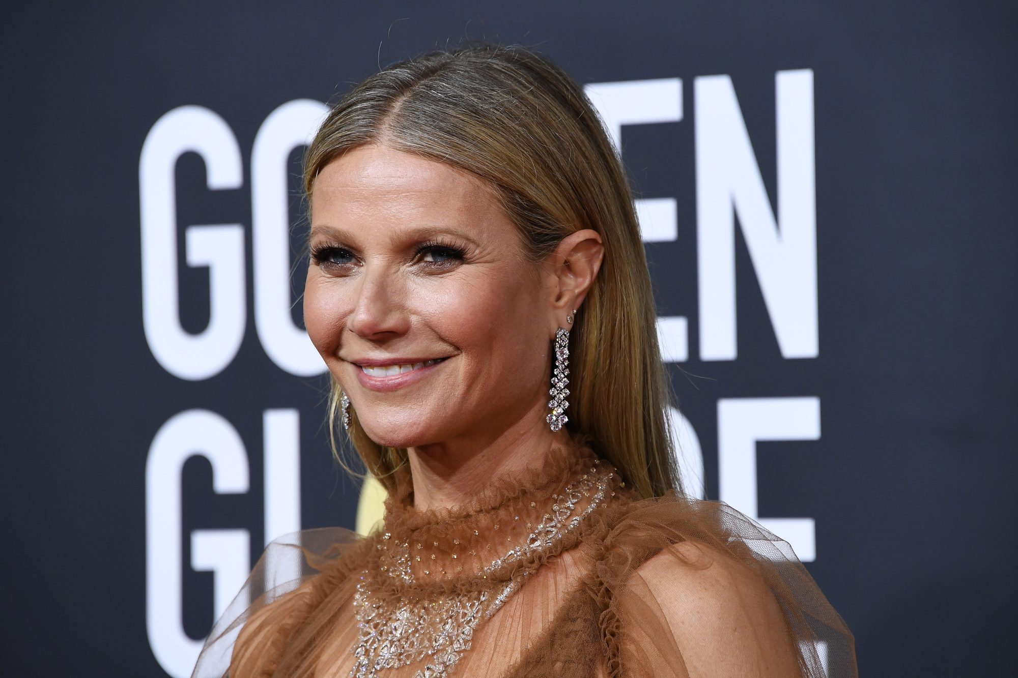 Gwyneth Paltrow 77th Annual Golden Globe Awards - Arrivals
