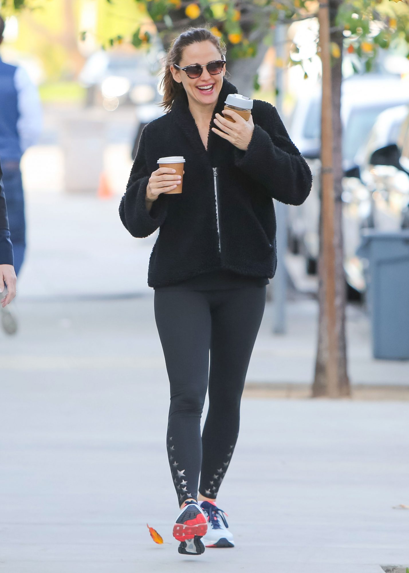 Jennifer Garner in Spanx Leggings