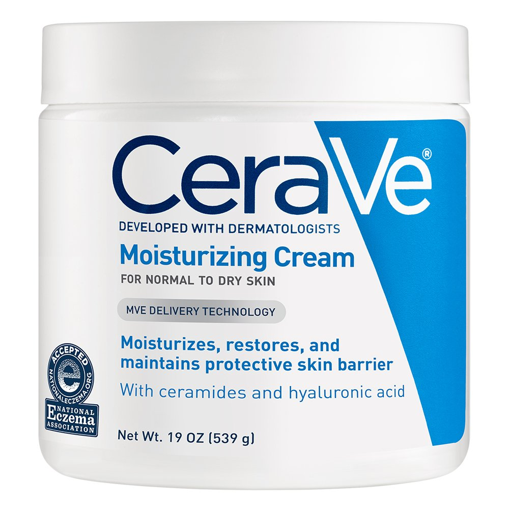 CeraVe Moisturizing Cream 19 Ounce Daily