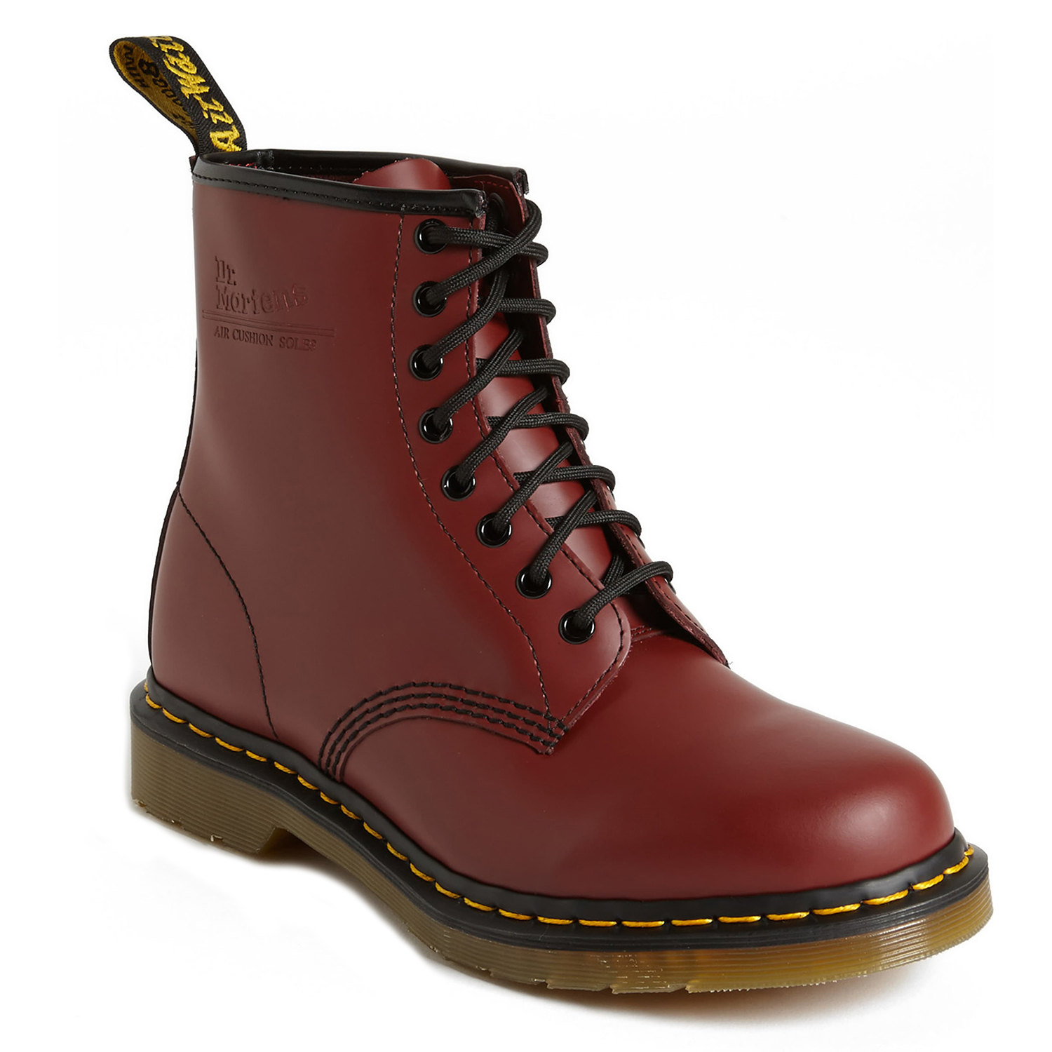 Dr. Martens '1460' Boot Cherry Red Smooth