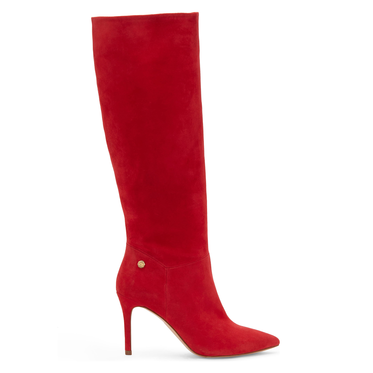 Louise et Cie Sevita Tall Boot Pomegranate Suede