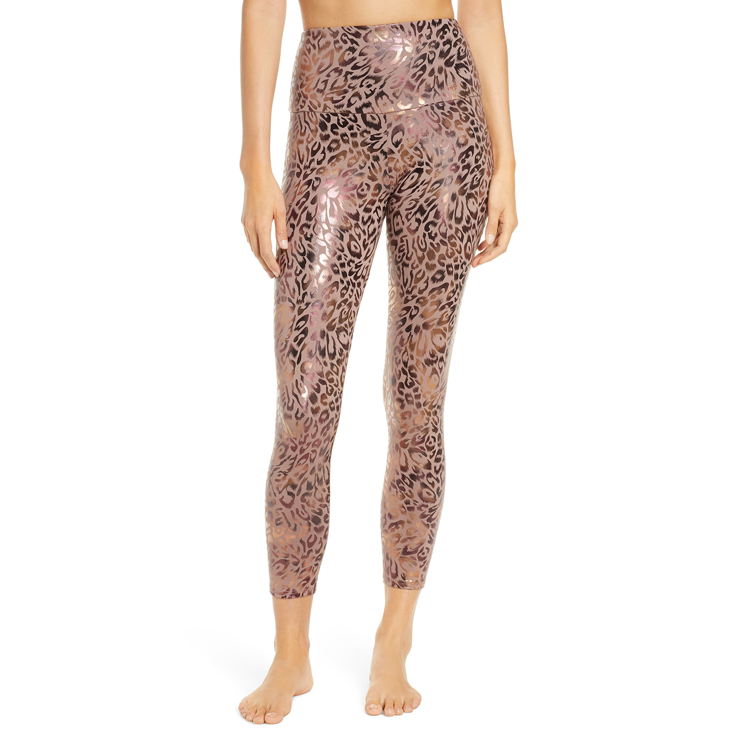 Onzie Animal Foil High Waist Leggings