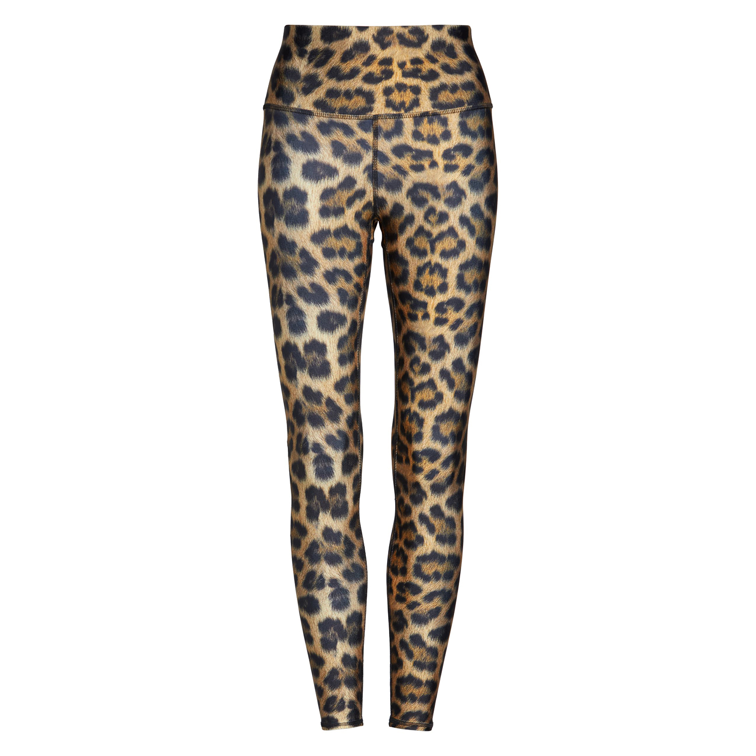Terez High Waist Leopard Print Leggings