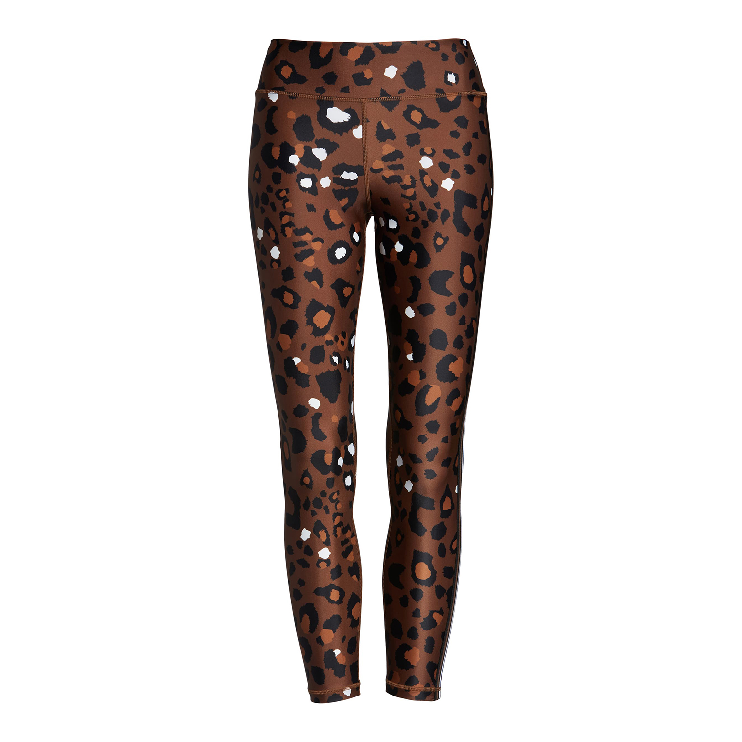 Upside Tobacco Leopard Midi Yoga Pants