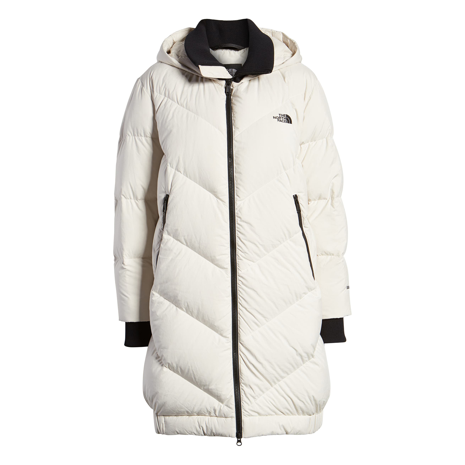 North Face Albroz 550 Fill Power Down Hooded Jacket