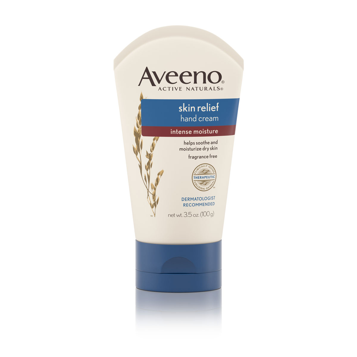 Aveeno Skin Relief Intense Moisture Hand Cream With Oat
