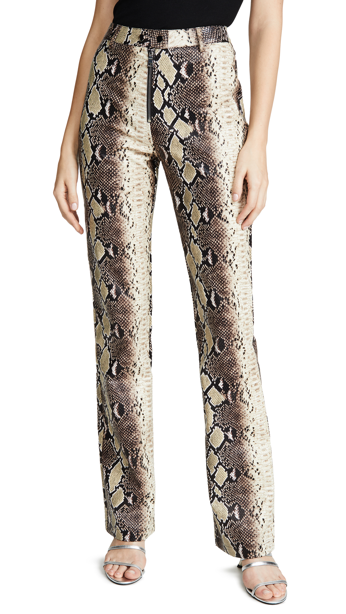 I.Am.Gia Affordable Leather Pants
