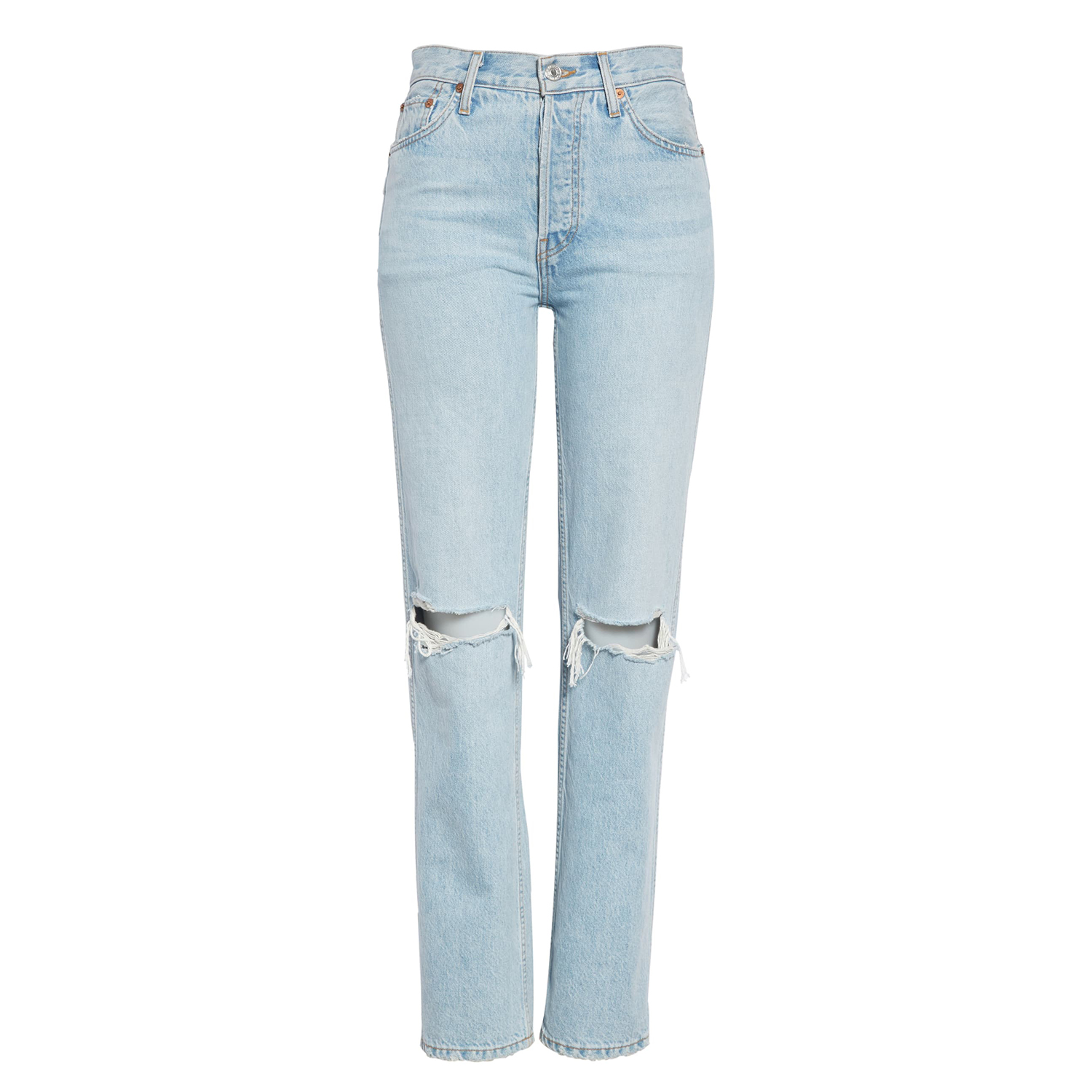 Re/Done Originals High Waist Loose Jeans