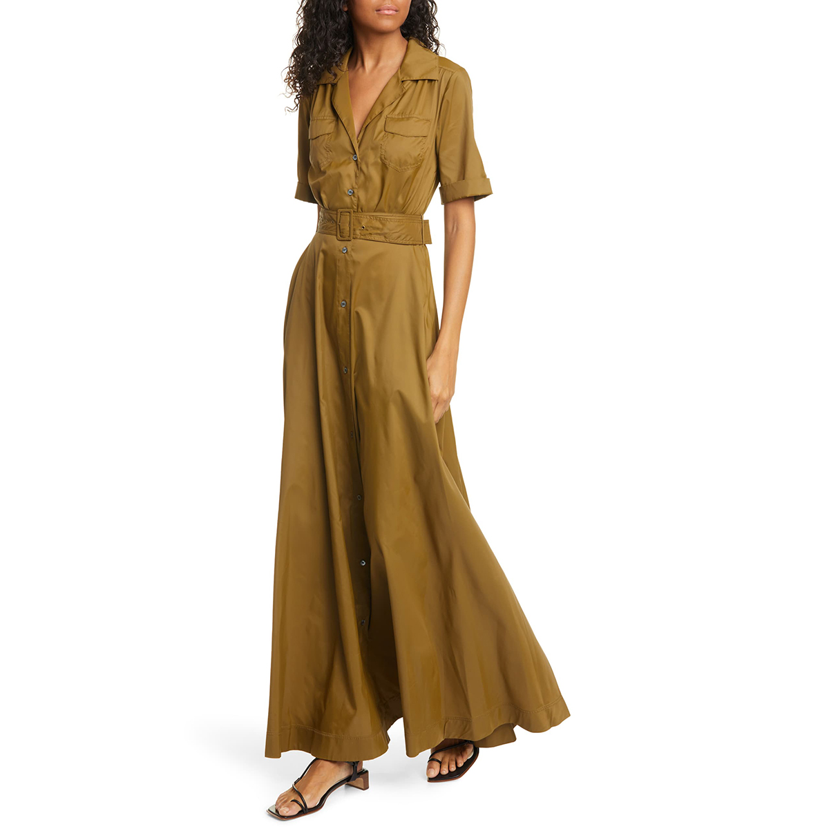 STAUD Millie Maxi Dress Nordstrom