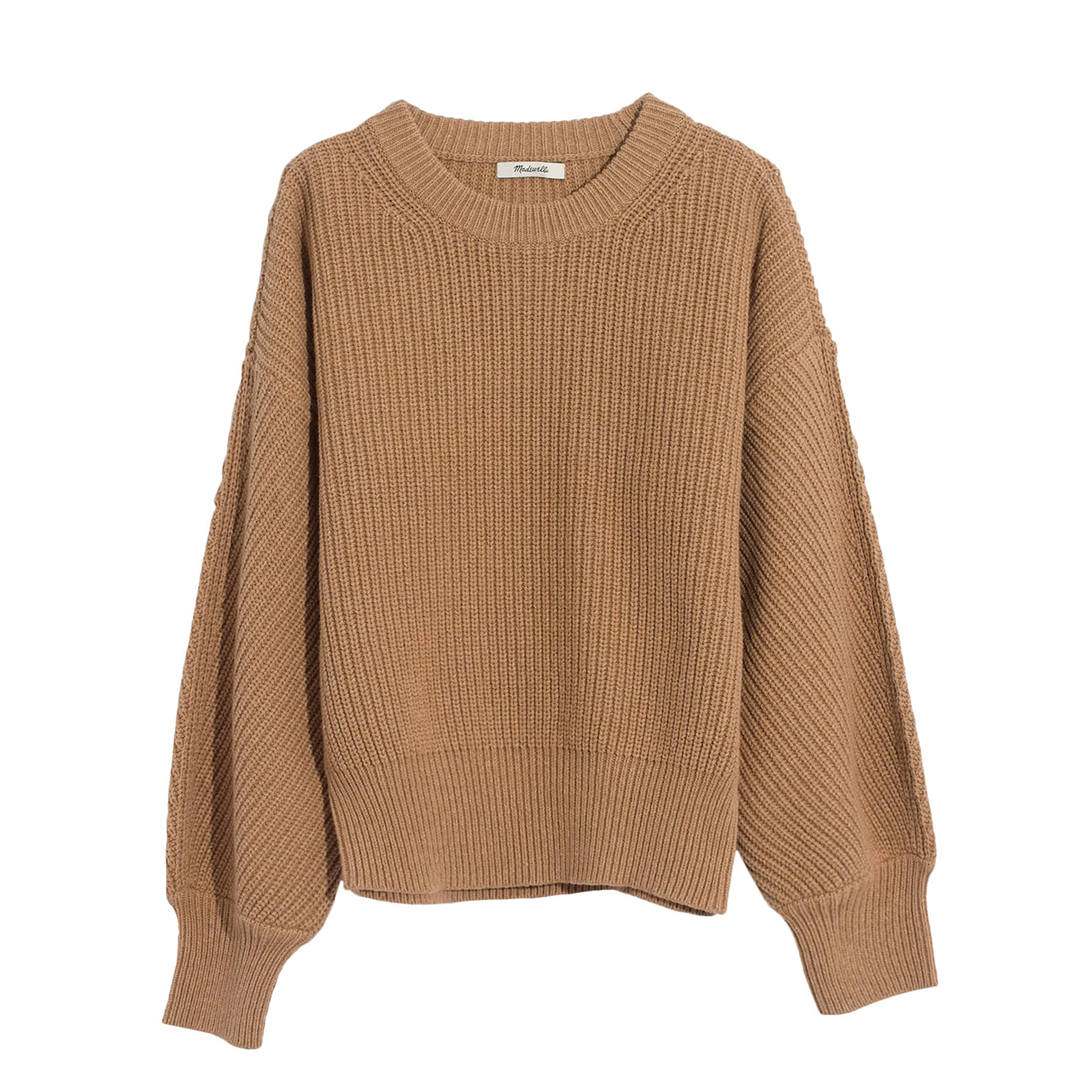 Madewell Fairbanks Pullover Sweater