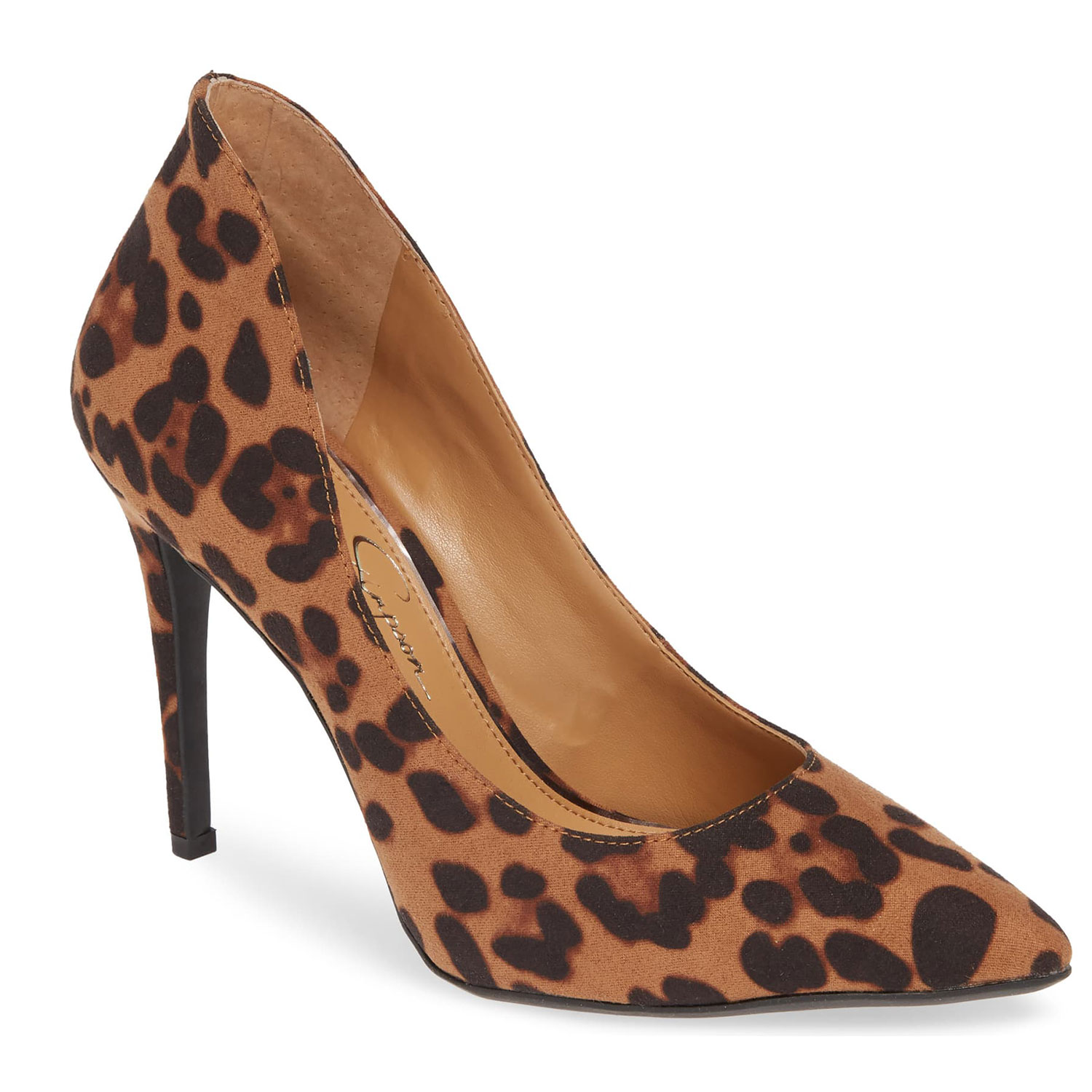 Jessica Simpson Parthenia Pointy Toe Pump