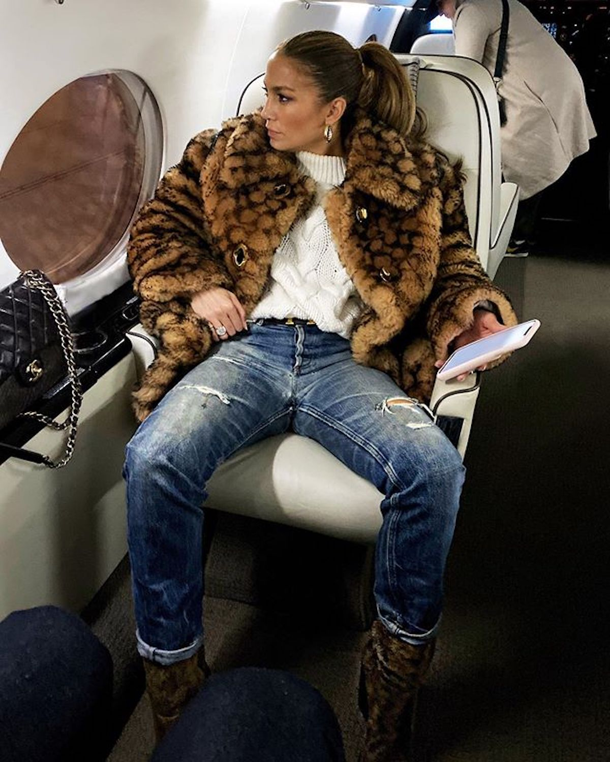 Jennifer Lopez Has Worn Timberland Boots For Years Instyle
