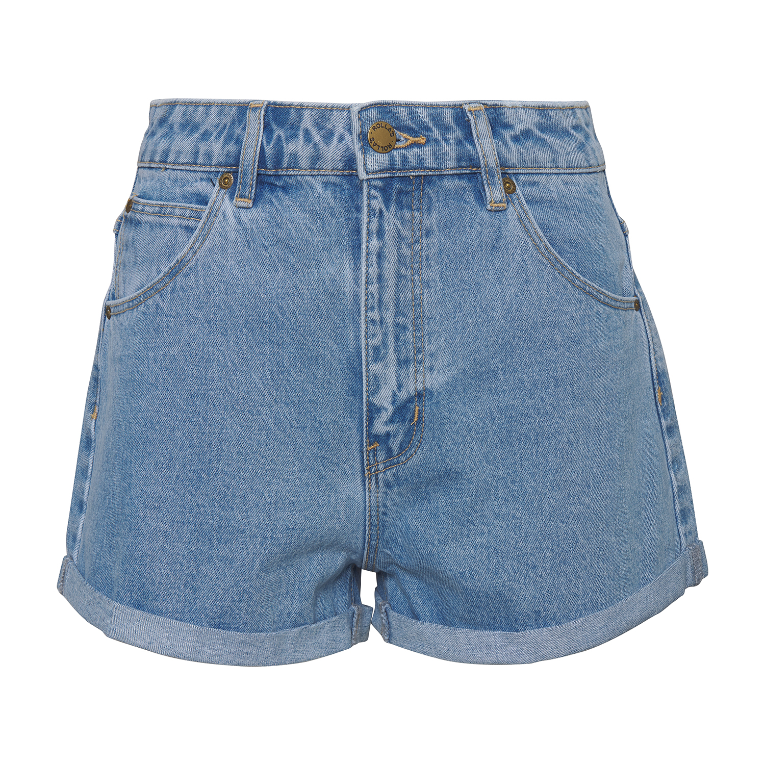 Duster Shorts Sunday Blue