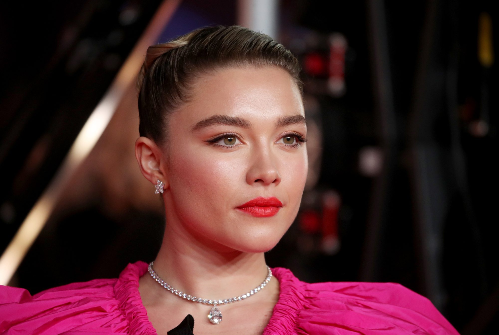 This $5 Mascara Is the Secret to Florence Pugh's Red-Carpet Looks