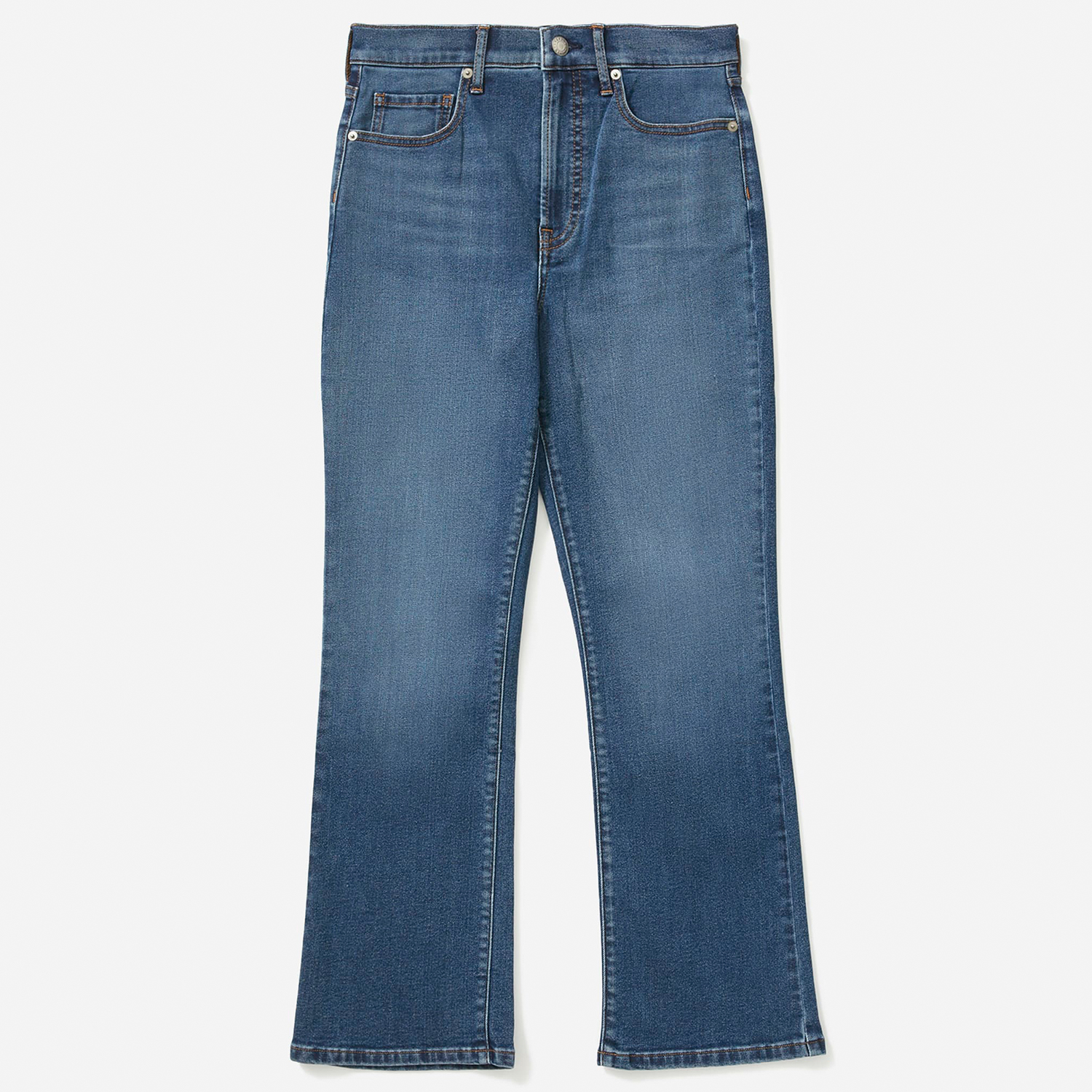 The Authentic Stretch Skinny Bootcut