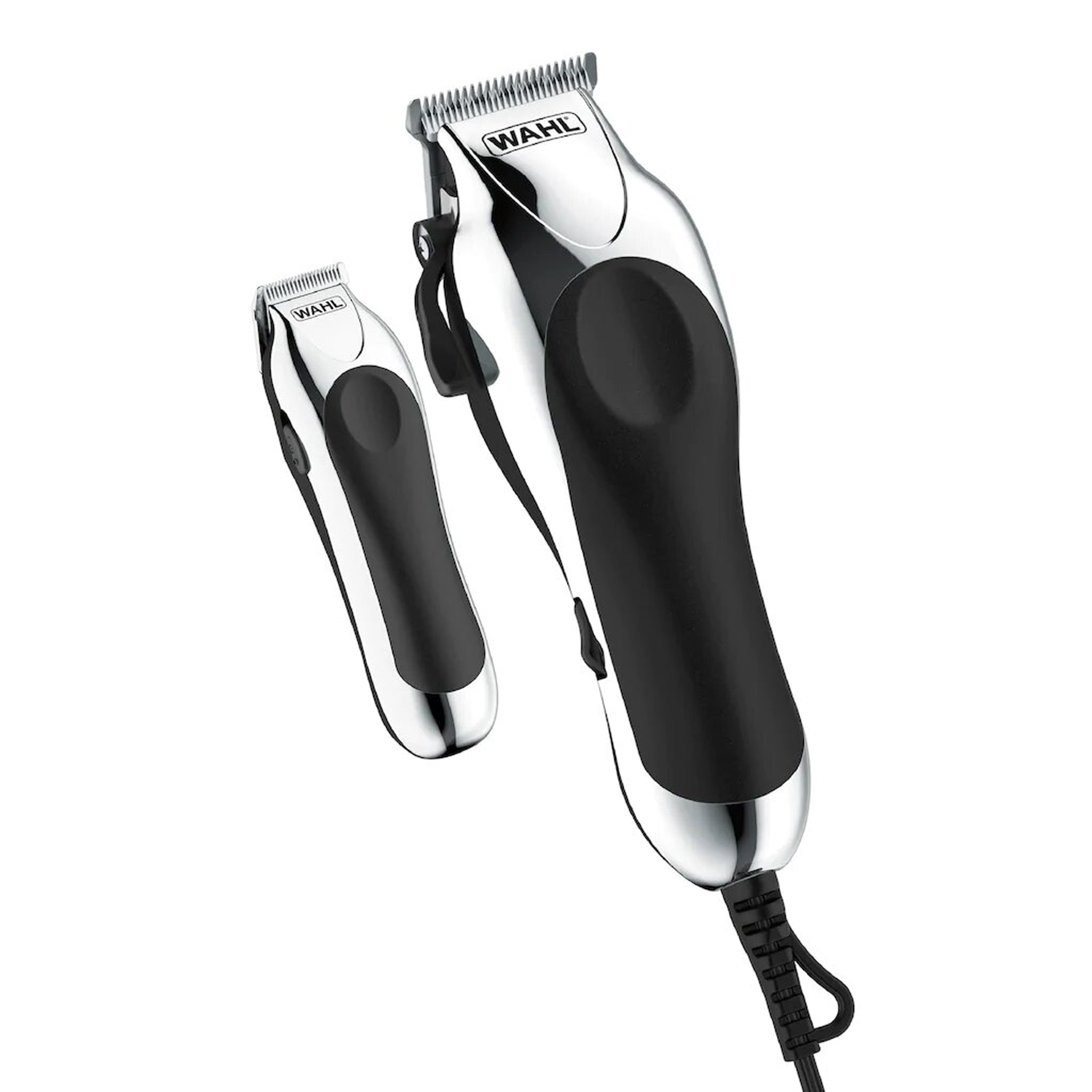 Wahl Deluxe Chrome Pro Complete Hair Cutting & Touch Up Kit