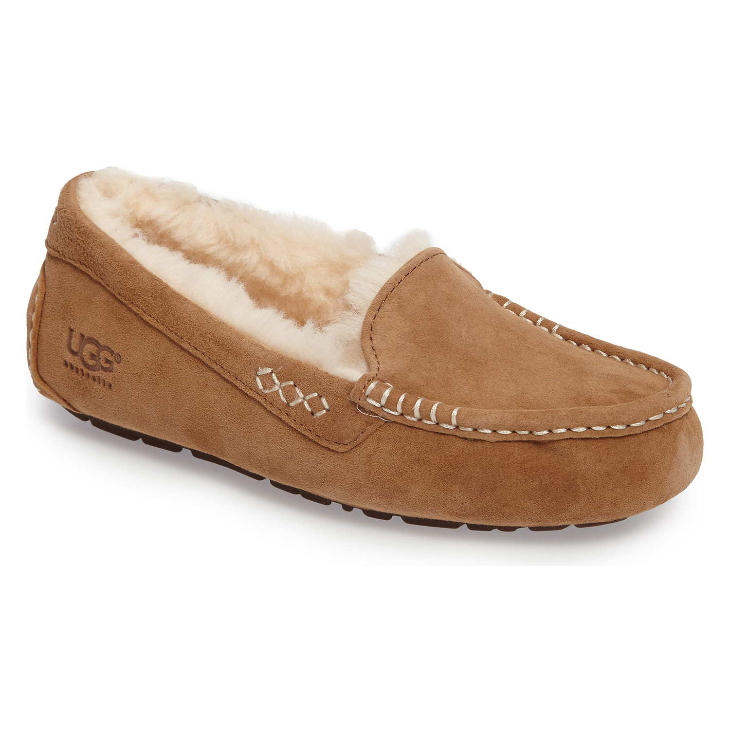 Ugg Ansley Water Resistant Slipper Chestnut