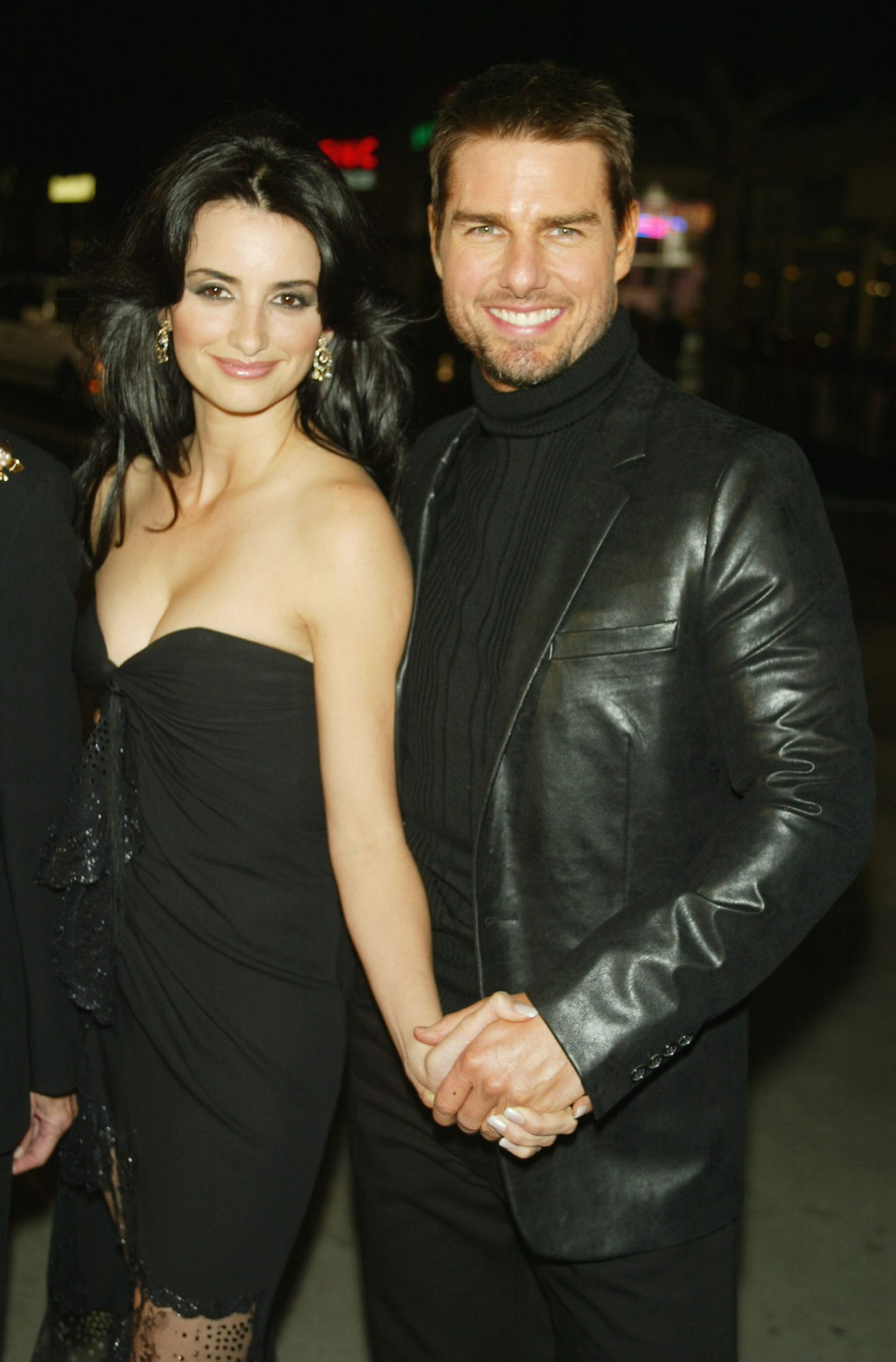 Penelope Cruz & Tom Cruise - The Last Samurai Premiere