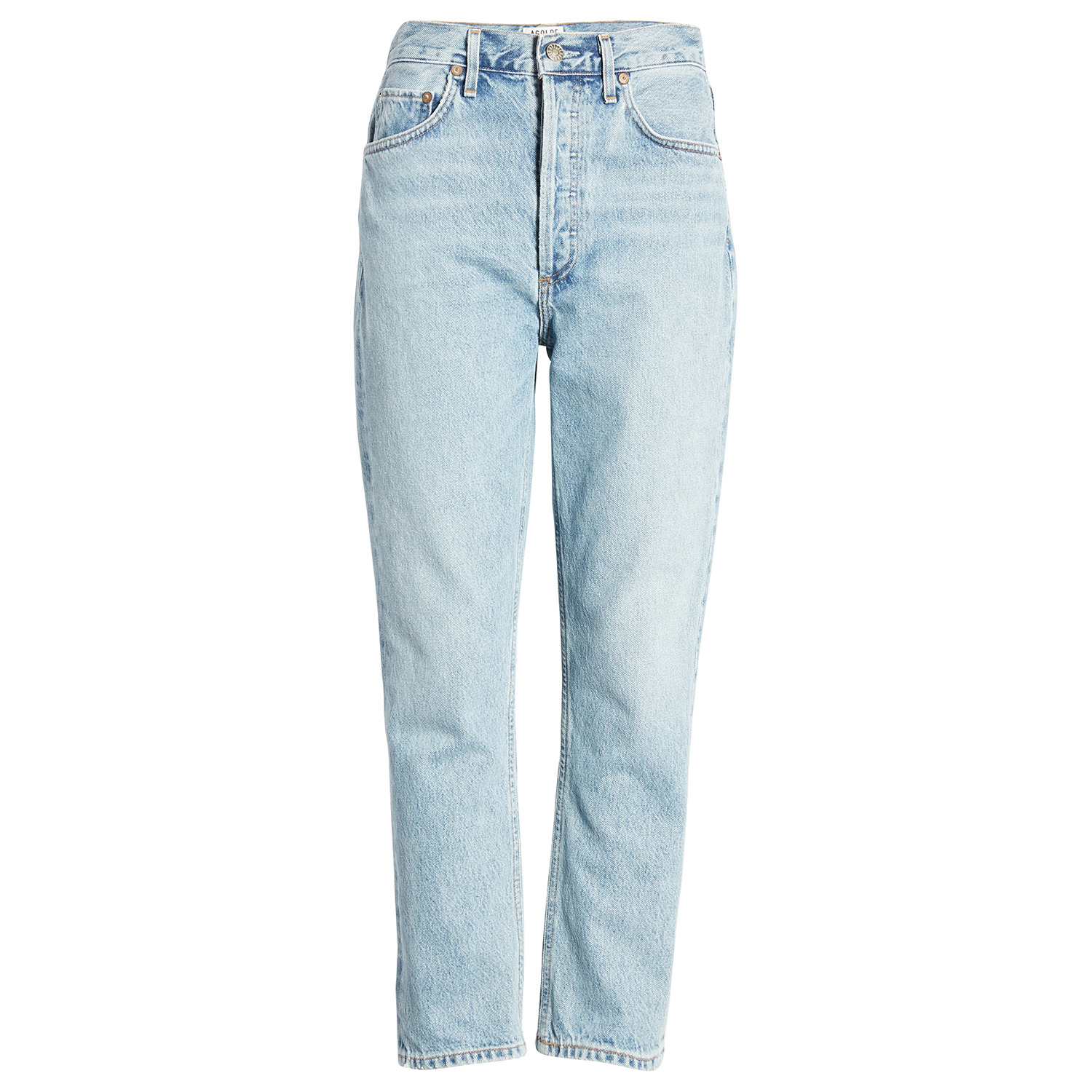 Citizens of Humanity Emerson High Waist Slim Boyfriend Jeans