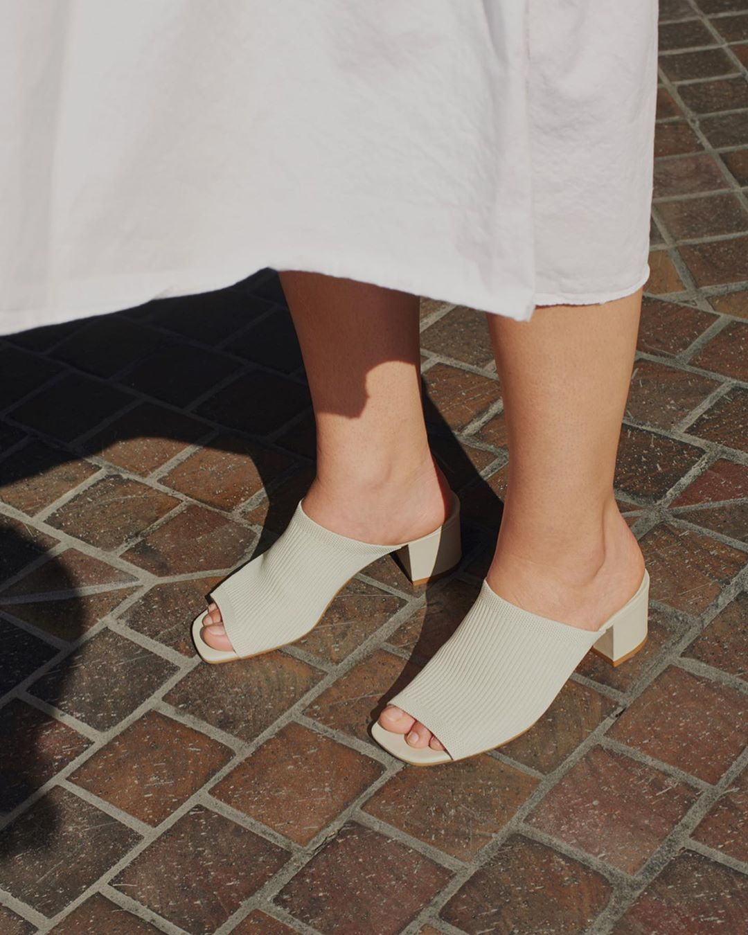 Everlane Glove Mule Launch