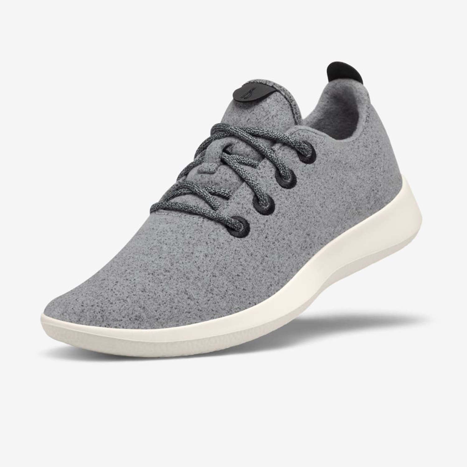 All Birds Women's Wool Runners Mist Cream Sole