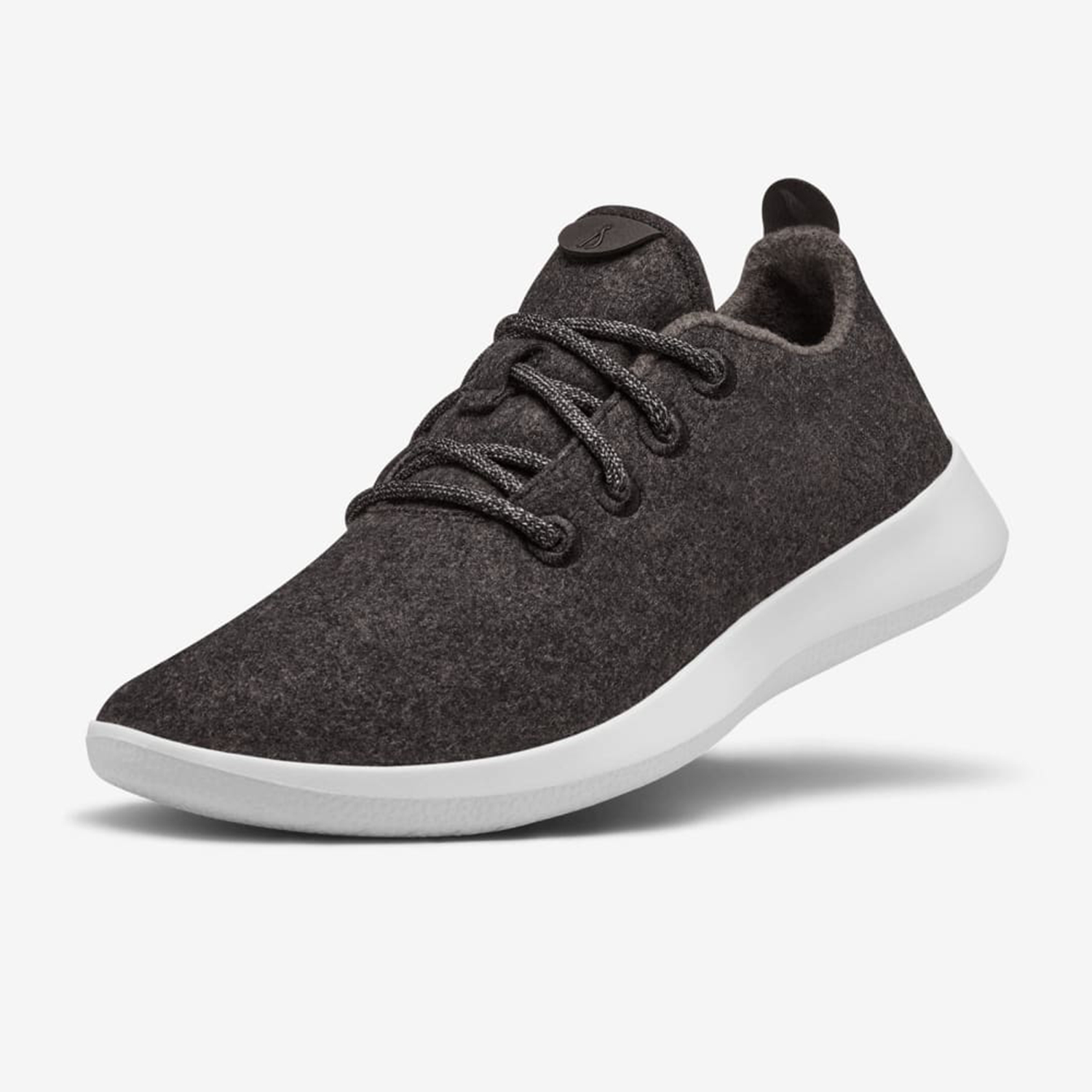 All Birds Women's Wool Runners Tuke Jo Natural Black Upper/Cream Sole