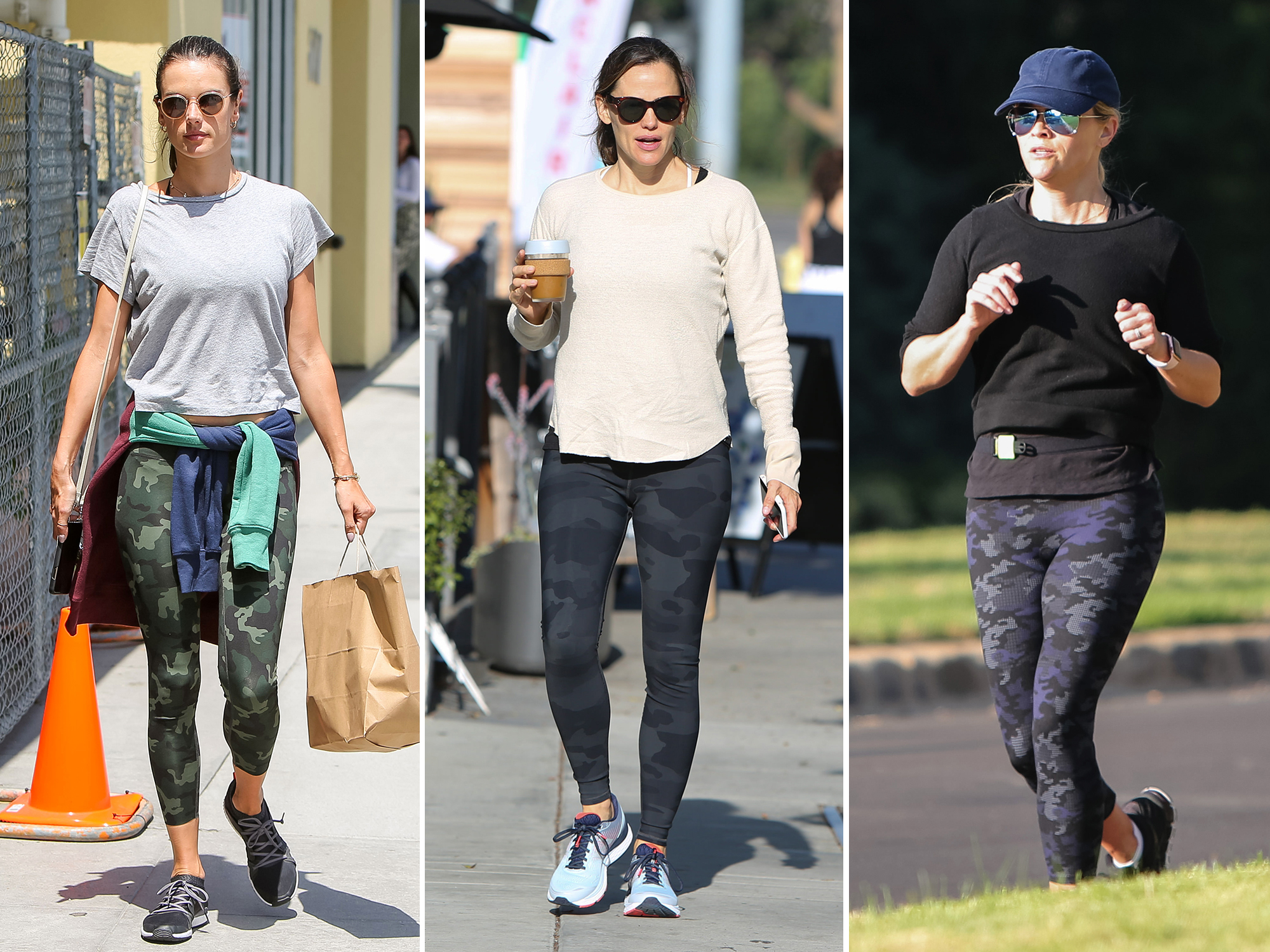 ECOMM: Reese Witherspoon and Jennifer Lopez Love This Legging Trend — and Today It's Half Off