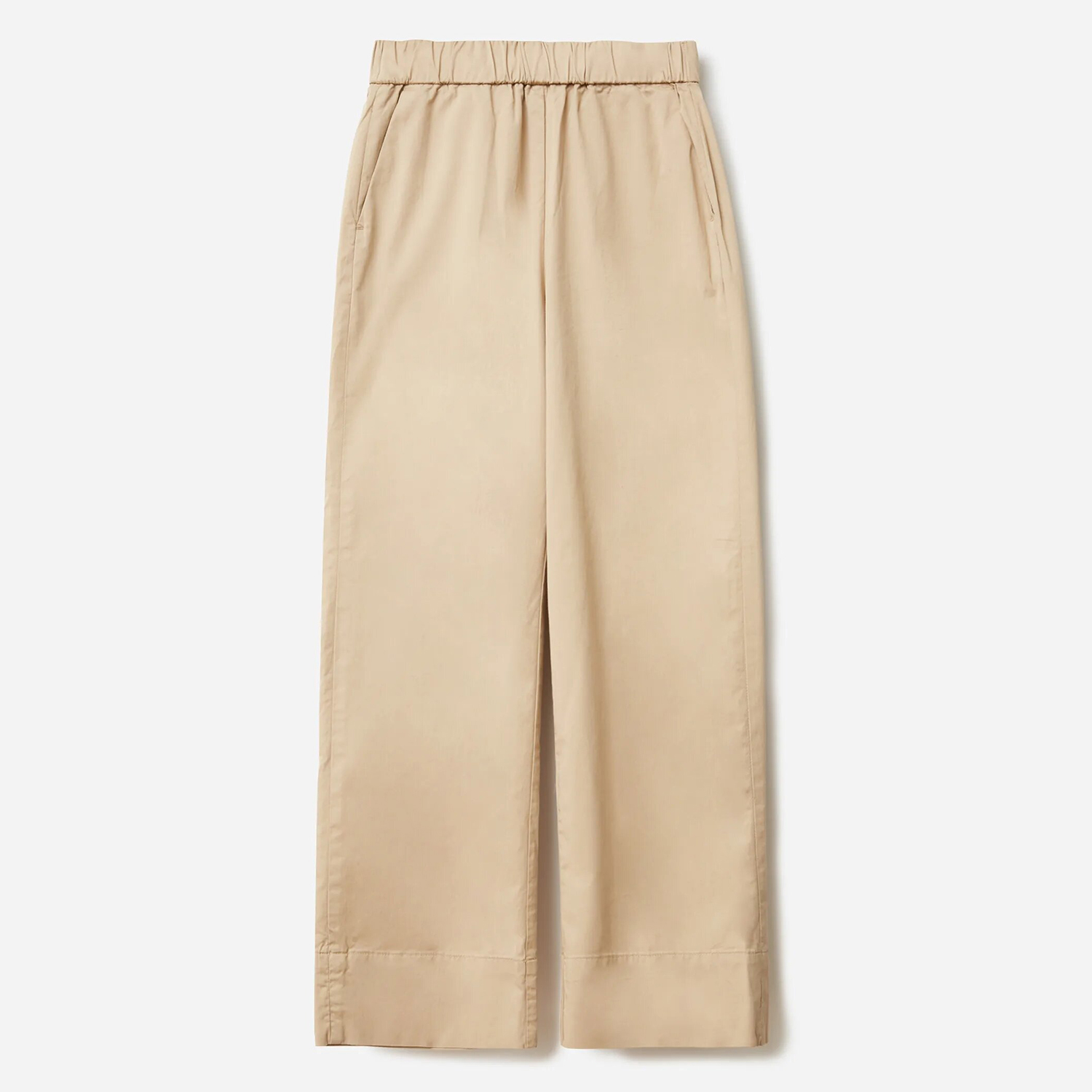 Everlane Women's Easy Straight Leg Chino