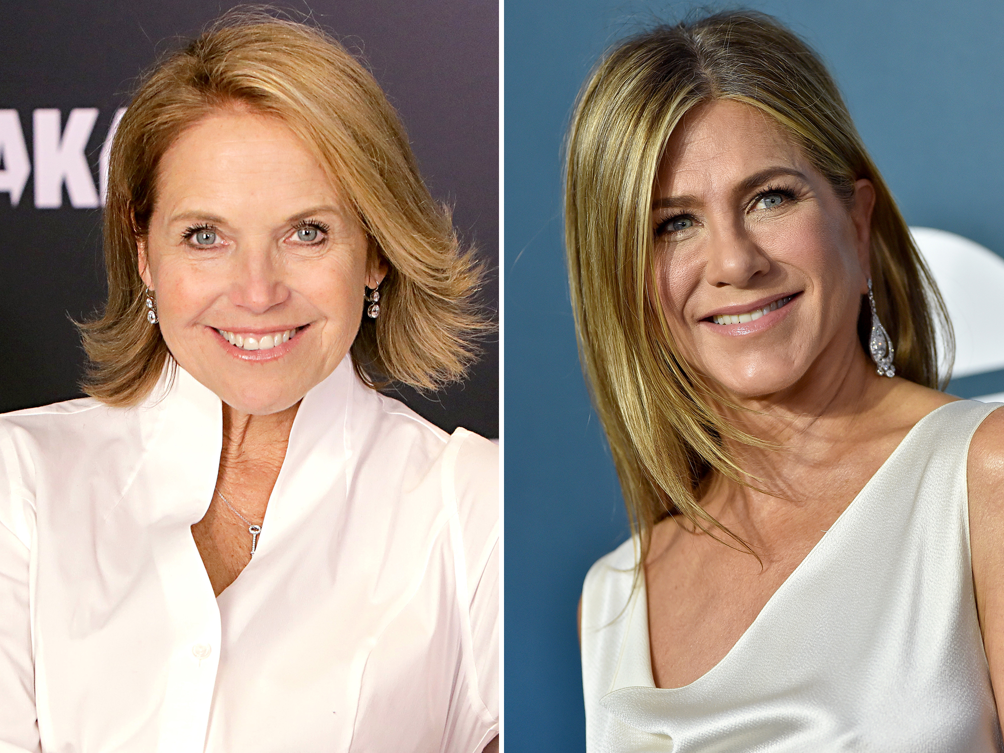 NEWS: Katie Couric Responds to Jennifer Aniston's Morning Show Character