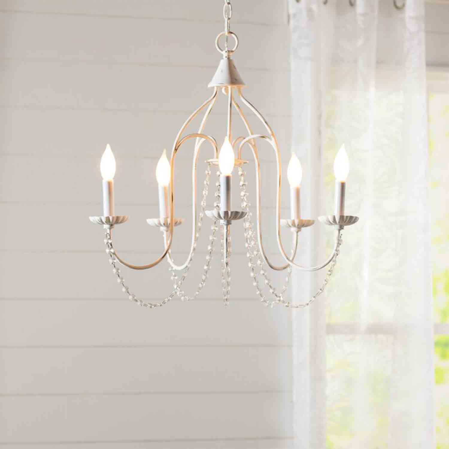 Kelly Clarkson Home Andrews 5 Light Candle Style Classic Chandelier