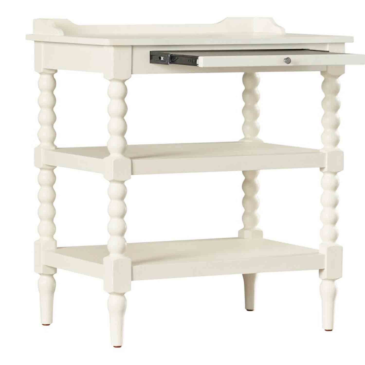 Kelly Clarkson Home Baker 1 Drawer Nightstand