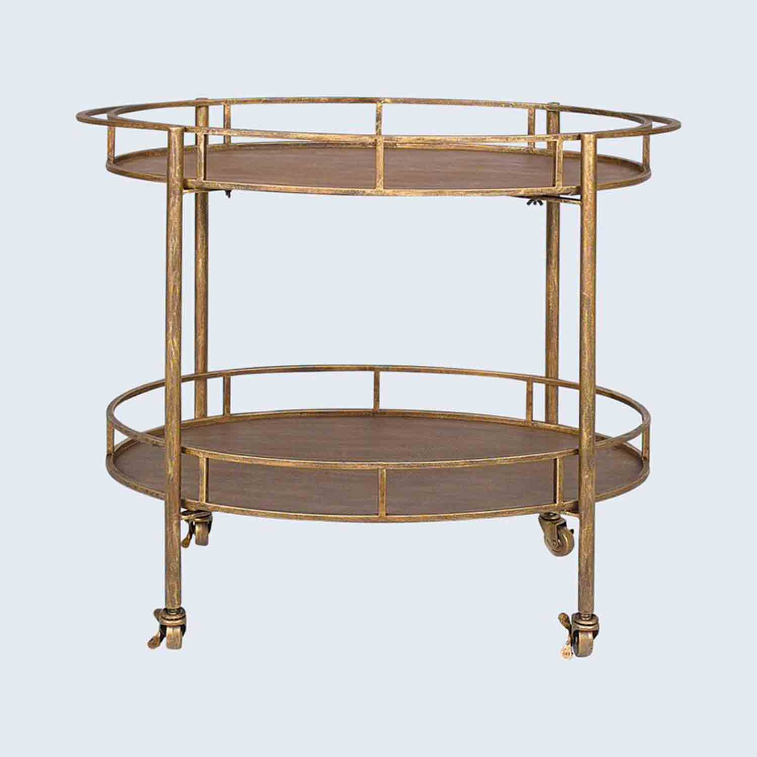 Kelly Clarkson Home Cumberland Bar Cart