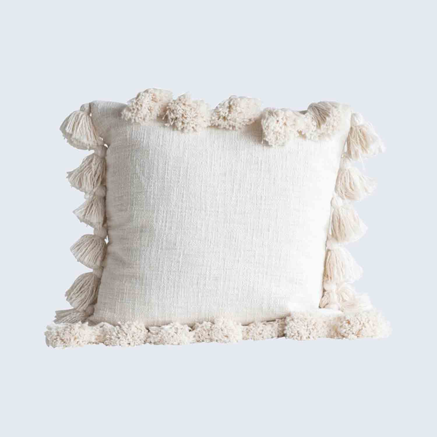 Kelly Clarkson Home Interlude Luxurious Cotton Throw Pillow