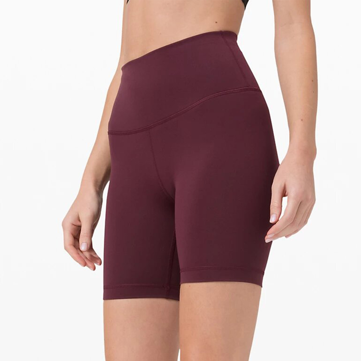 Wunder Train High-Rise Short 6 Cassis
