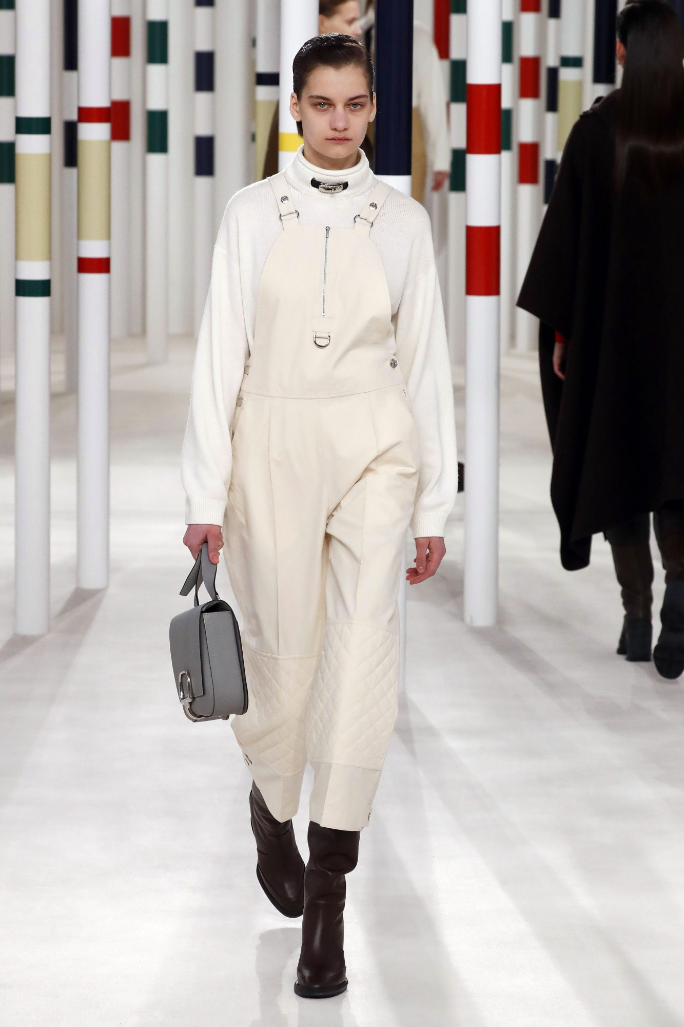 How to Wear Overalls, Hermes Runway Fall 2020