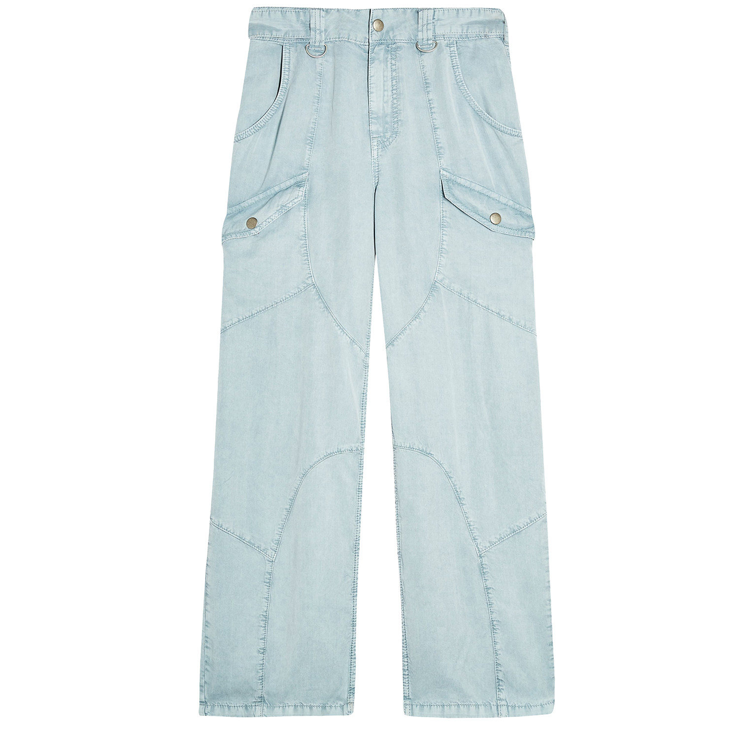 Topshop Love Fool Cargo Pants