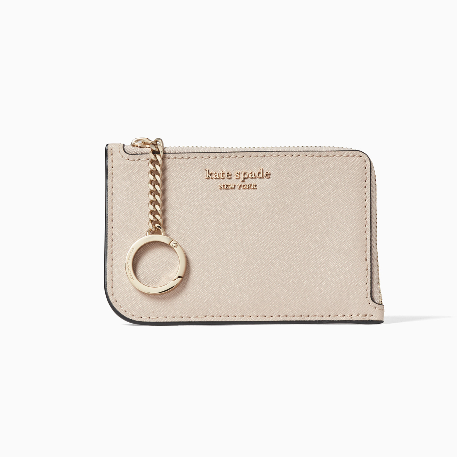 Cameron Medium L-zip Card Holder Bitsy Kate Spade