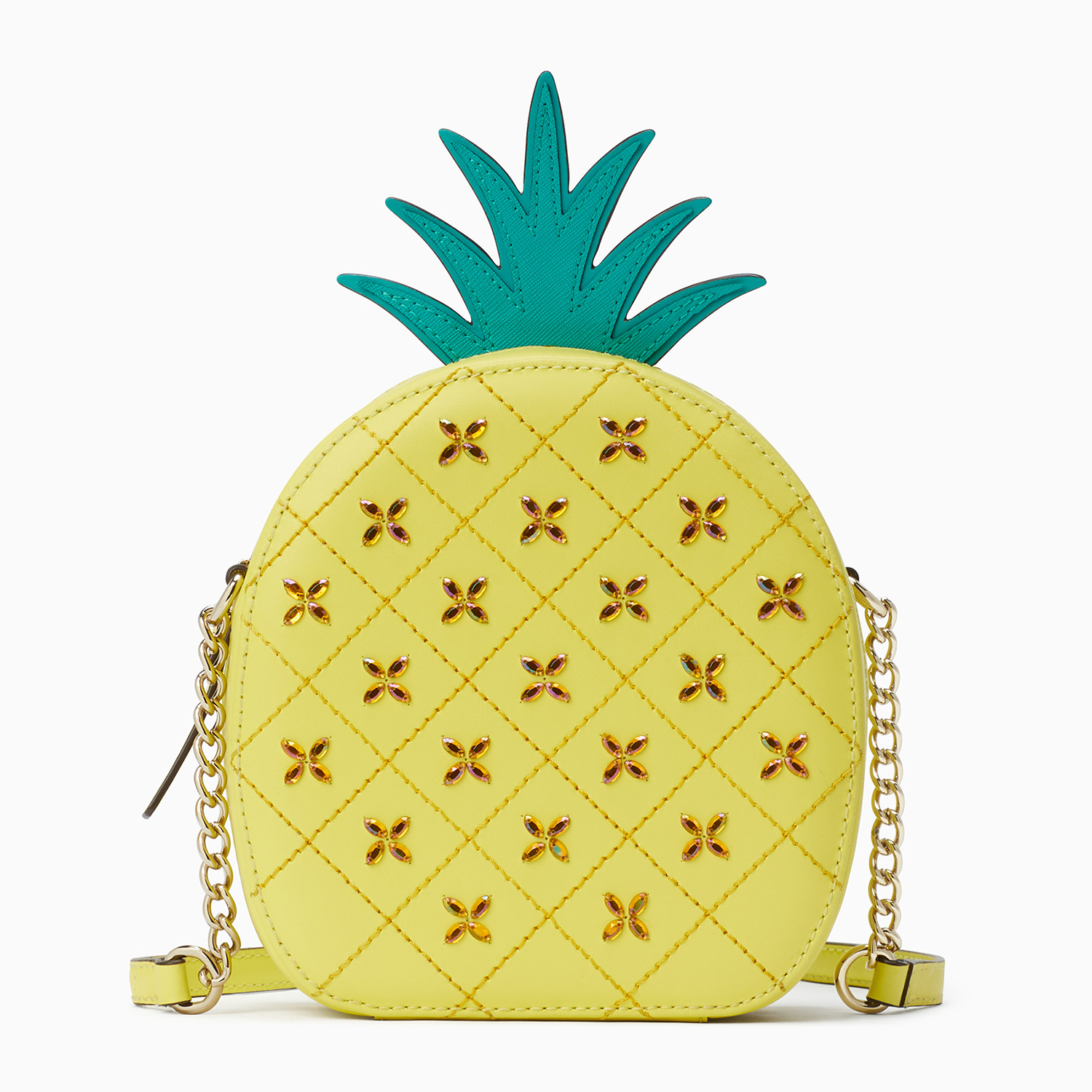 How Refreshing Pineapple Crossbody Kate Spade