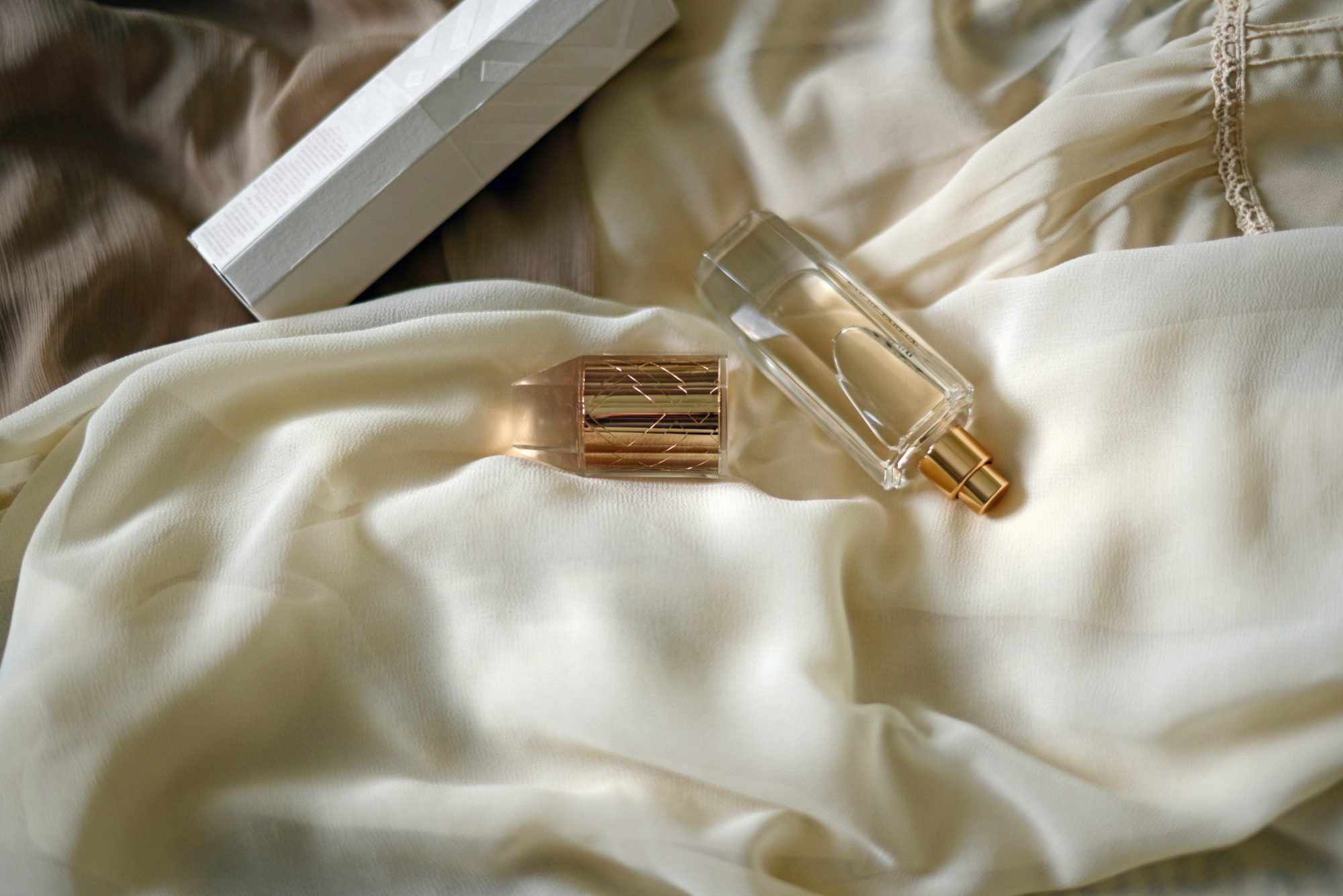 The Difference Between Eau de Toilette & Parfum