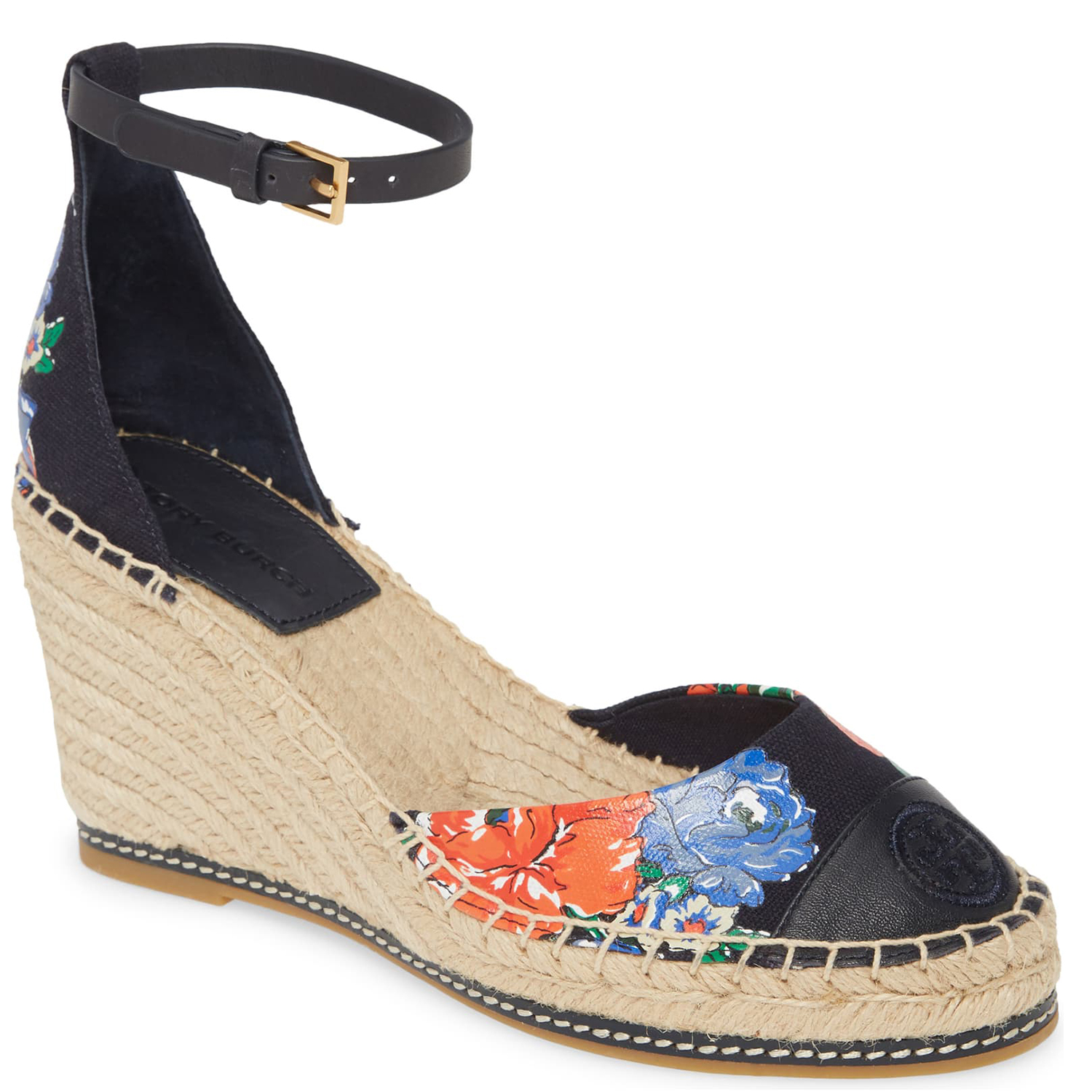Tory Burch Espadrille Wedge Sandal