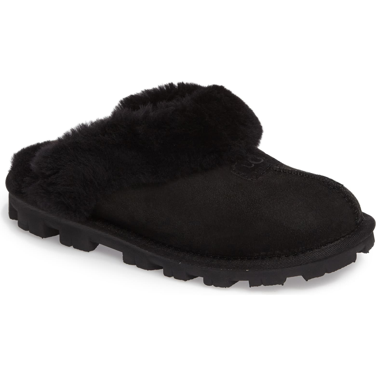 Genuine Shearling Slipper UGG Black