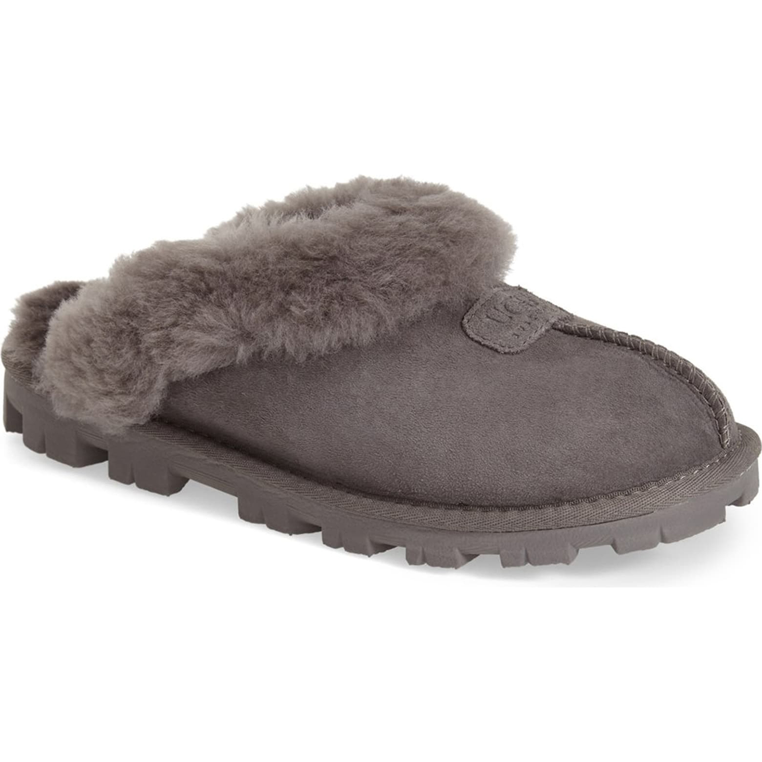 Genuine Shearling Slipper UGG Grey