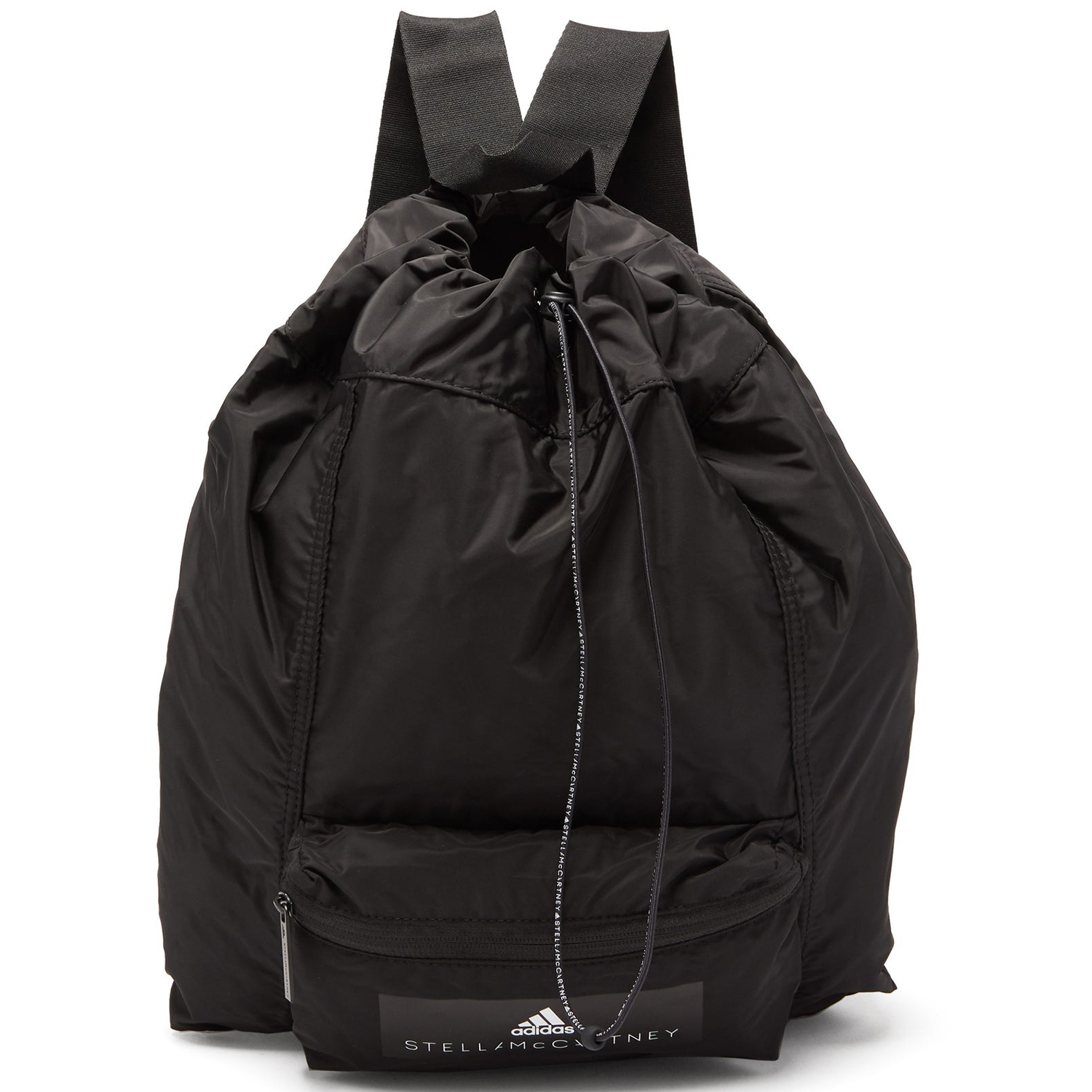 Gymsack drawcord technicak backpack Adidas By Stella McCartney