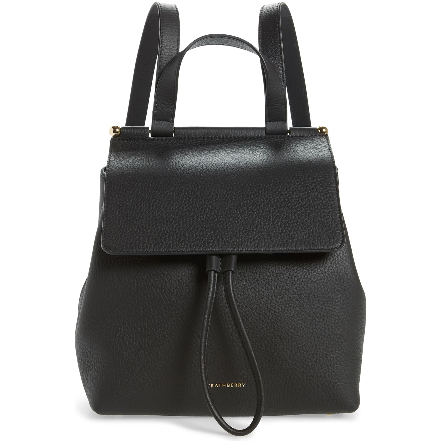 Strathberry Leather Backpack