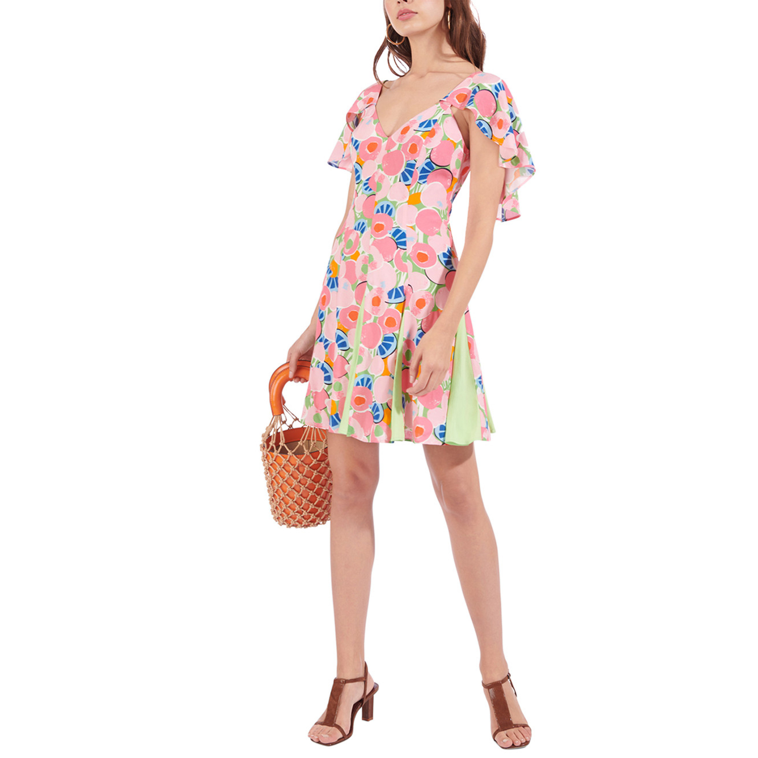 STAUD Chiquita Dress